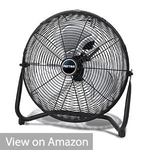 Patton PUF1810C-BM 18-Inch High-Velocity Fan