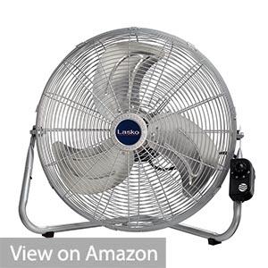 Lasko 2265QM 20-Inch Max Performance High Velocity Floor Fan