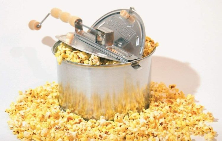 Buying Guide for Best Popcorn Makers