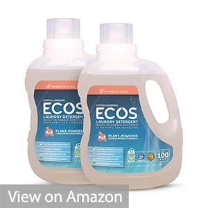 Earth Friendly Products, ECOS 2x Liquid Laundry Detergent