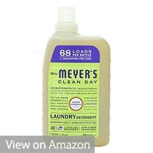 Mrs. Meyers Clean Day Liquid Laundry Detergent