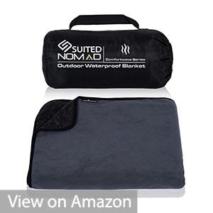 SuitedNomad XL Fleece Blanket