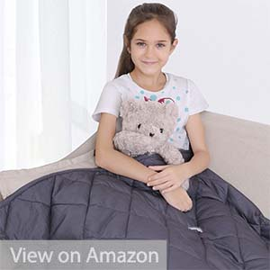 Weighted Blanket 10lbs for Kids