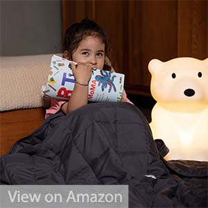 Syrinx 5lbs Weighted Blanket for Kids