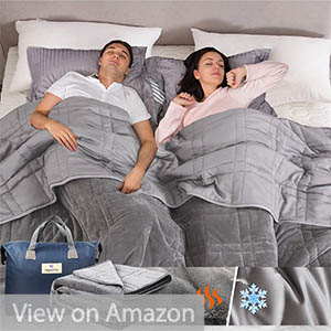 California King Size Weighted Blanket