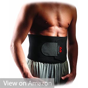 McDavid Waist Trimmer Ab belt - Abdominal Muscle & Back Supporter