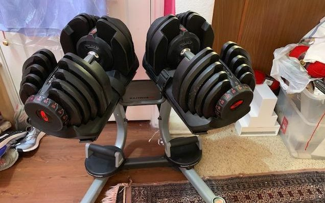adjustable dumbbells are very reliably safe