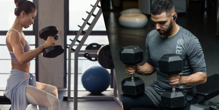 why home dumbbell workouts are beneficial for you