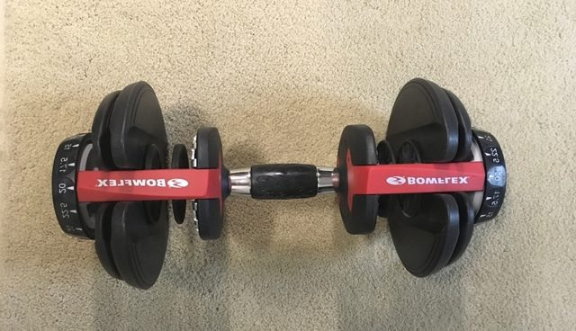 bowflex selectTech 552 has very well acknowledged