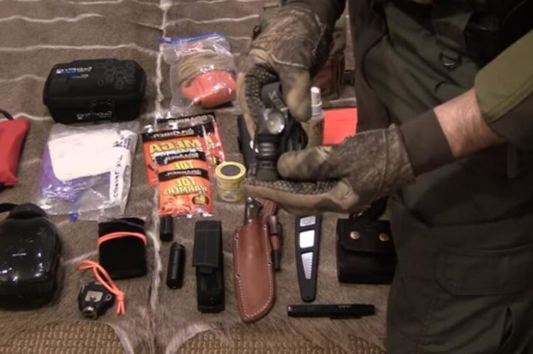 What Do You Carry in a Hunting Pack?