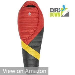 Sierra Designs Cloud 20 Degree DriDown Sleeping Bag