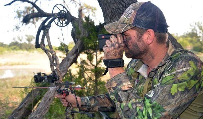 Rangefinders for bow hunter