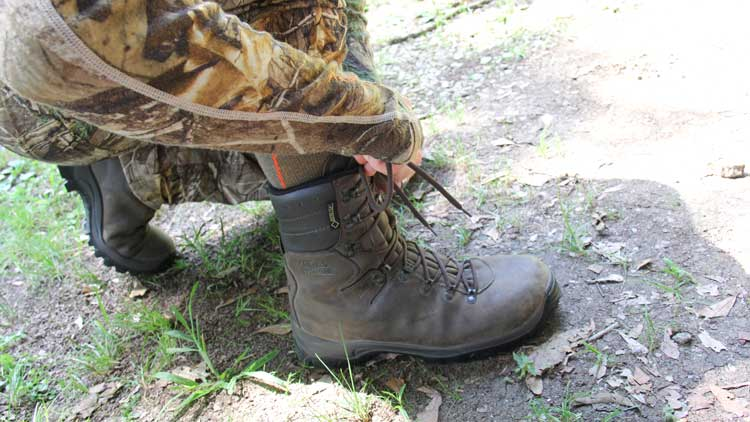 Cabelas hunting boots