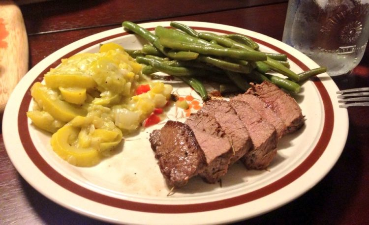 Quick-and-Easy Venison Marinade Ingredients