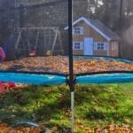 Maintenance and Care of the Outdoor Trampoline