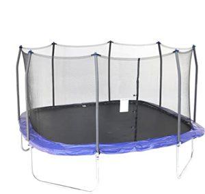 Skywalker Elite 14×14' square trampoline