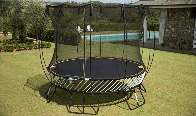 Choosing a Trampoline