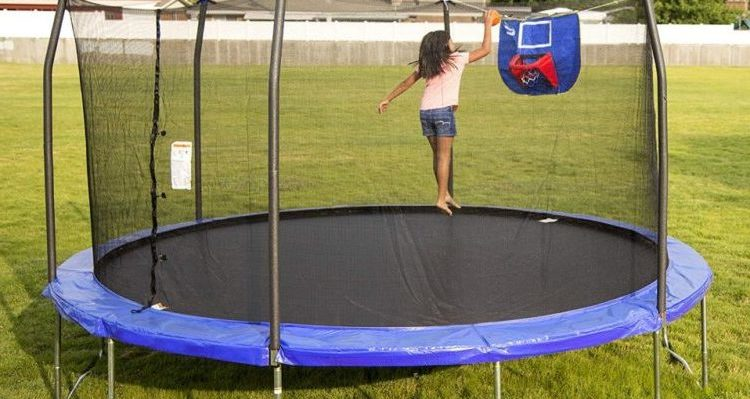 Advantages of Bouncing on Trampoline