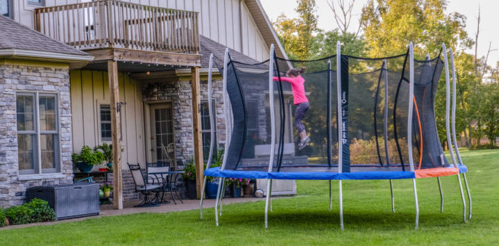 how to choose the trampolines