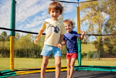 Cheap trampolines for kids