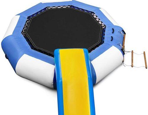 Happybuy Inflatable Water Bouncer