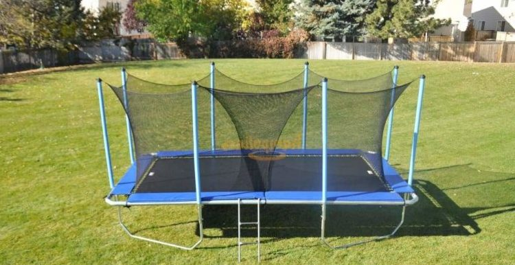 how to choose the Rectangle Trampoline