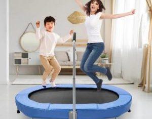 Indoor Trampolines for Kids