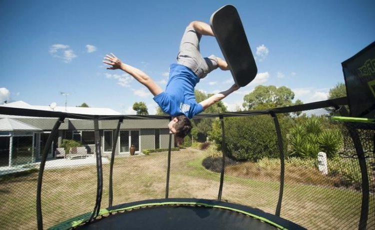 Trampoline Bounce Board