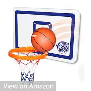 VersaHoop Trampoline XL Mini Basketball Hoop Set