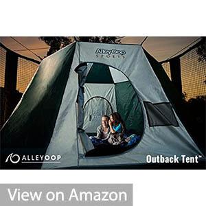 JumpSport Big Top Trampoline Tent