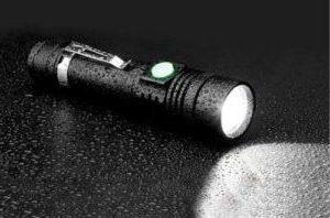 Karrong 1200 Lumens Tactical Flashlight
