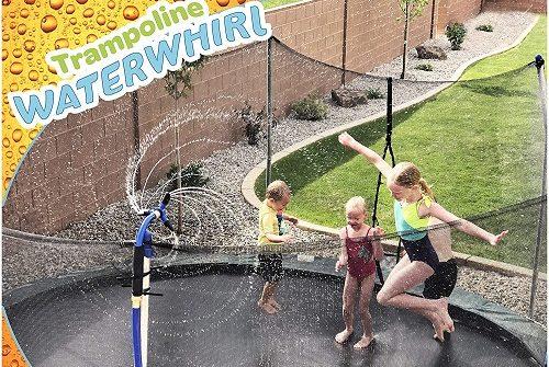 ThrillZoo Fun Sprinkler for Kids