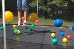 Fun Trampoline Games