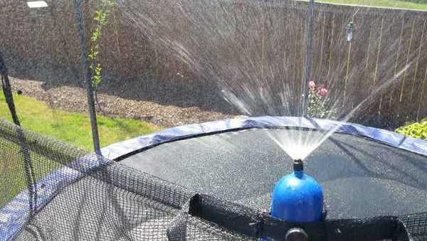 Consider These Factors When Buying a Trampoline Sprinkler