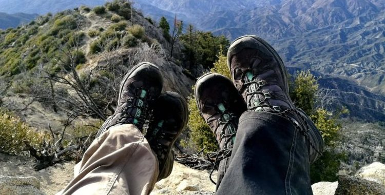 How about Males vs. Ladies Hiking Boots?