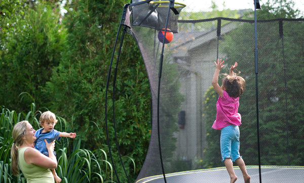 What do I Need to Know When Buying a Trampoline Basketball Hoop?