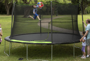 How to Choose the Best Basketball Hoop for Trampolines