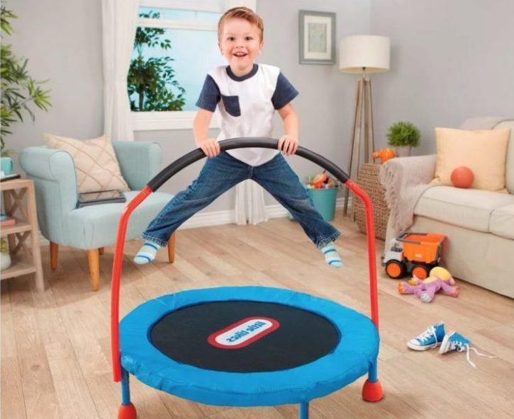 Best Indoor Trampolines for Kids