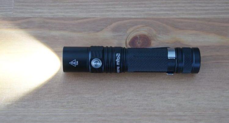 Advantages of a 18650 Flashlight