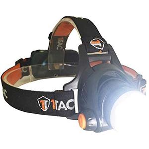 TAC HL 1200 Tactical Headlamp Flashlight