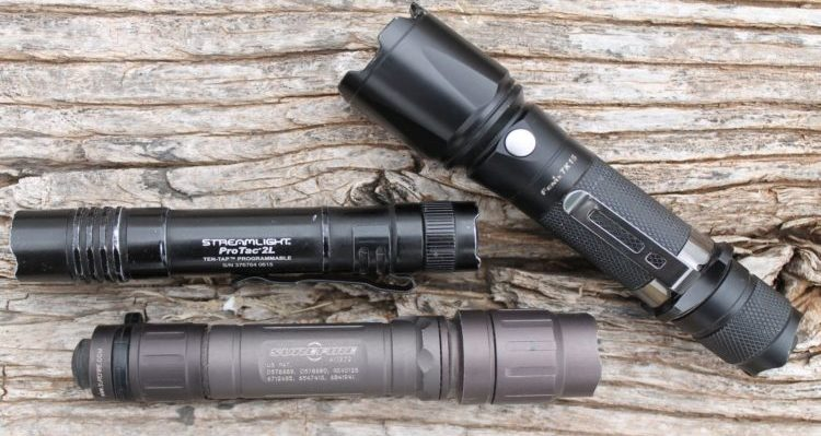 What To Look For In A Tactical Flashlight For Your EDC