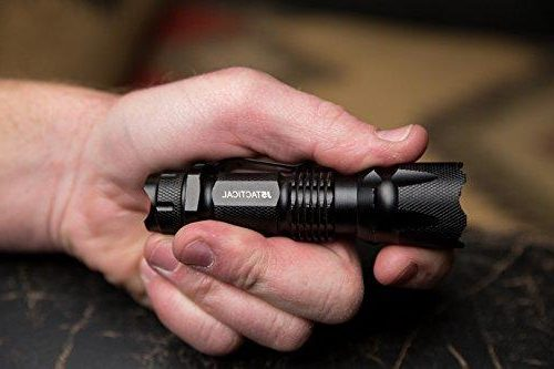 small tactical flashlight