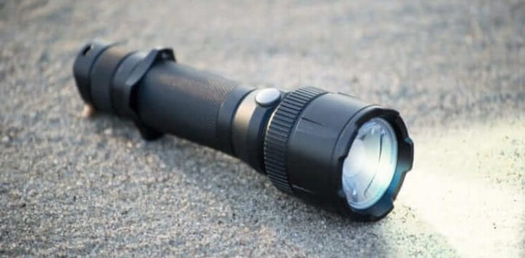 Brightness Control is Related to the Construction of a LED Flashlight