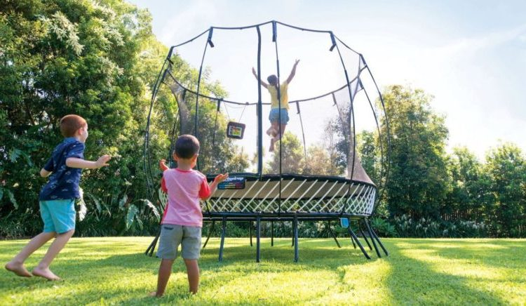 Why You Should Buy a Family Trampoline