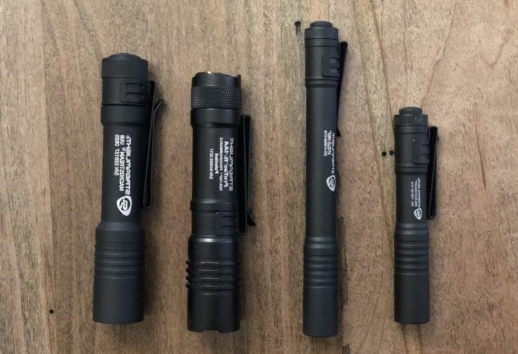 type of mini flashlights