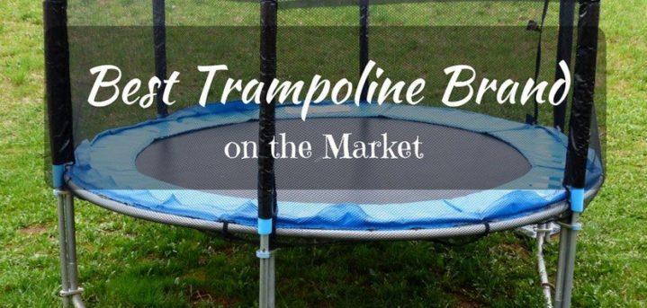 best-trampoline-brand
