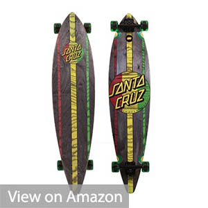 SantaCruz SkateMahakaRastaCruzer Skateboard