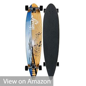 Krown Maple Pintail Longboard