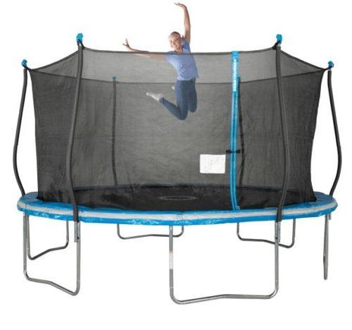 14′ BouncePro Trampoline & Enclosure