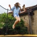 best 15 ft trampoline